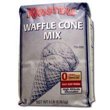 Continental Mills Krusteaz Waffle Cone Mix