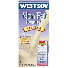 Westsoy Non Dry Fat Soy Milk