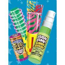 Topps Jumbo Push Pop Candy