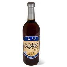Kerry Food and Beverage Da Vinci Sugar Free B 52 Flavoring Syrup 750 Milliliter
