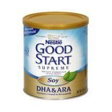 Nestle Good Start Supreme Soy DHA Infant Formula Powder 12.9 Ounce