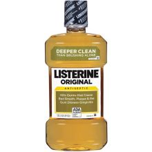 Original Antiseptic Adult Mouthwash