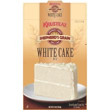 Continental Mills Krusteaz White Cake Mix 80 Ounce