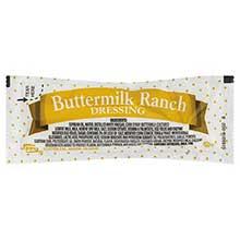 Portion Pac Buttermilk Ranch Dressing 12 Gram