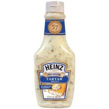 Heinz Premier Tartar Sauce Condiment 12.5. Ounce