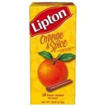 Lipton Black and Herbal 6 Flavor Variety Hot Tea 28 count
