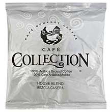 Cafe Collection House Blend Ground Coffee - 10 oz. pouch