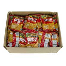 Cheez-It Original Baked Snack Crackers - 3 oz. bag