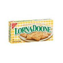 100 Calorie Packs Lorna Doone Shortbread Cookie Crisps 0.74 Ounce