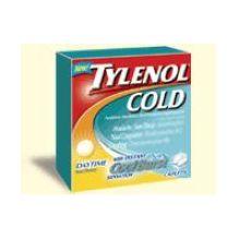 Tylenol Cold Max Multi-Symptom Day Citrus Burst Liquid 8 fl. oz. Bottle