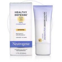 Neutrogena Healthy Defense Daily Moisturizer with SPF 30 1.7 fl. oz. Box