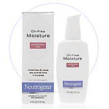Neutrogena Combination Skin Oil Free Moisture 4 fl. oz. Box