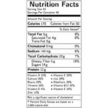 Special K Nutrition Facts Strawberry Besto Blog