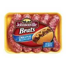 Johnsonville Original Bratwurst 5 Pound