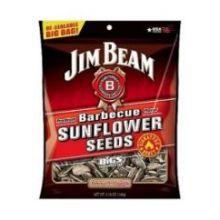 Jim Beam Barbeque Sunflower Seeds - 5.15 oz. bag