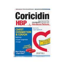 Schering-Plough Coricidin Chest Congestion Medicine