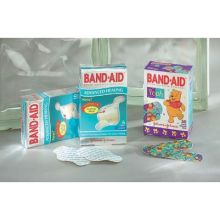 Band-Aid Blister Gel Guard Adhesive Bandages for Heels 6 ct box