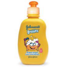 Johnsons No More Tangles Shampoo 13 fl. oz. Bottle