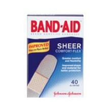 Band-Aid Comfort-Flex All One Size Bandage