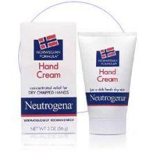 Neutrogena Hand Cream Norwegian Formula 2 Oz Box