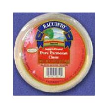 Racconto Parmesan Grated Cheese 8 Ounce