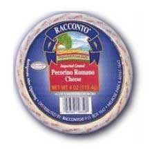 Racconto Romano Grated Cheese 8 Ounce