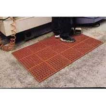 Heavy Duty Vip Tuffdek Rubber Floor Mat