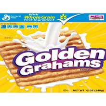 Golden Graham Cereal