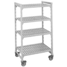 Cambro Camshelving Mobile Starter Unit with 5 Vented Shelf