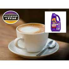 Oregon Chai Extra Spicy Chai Tea Super Concentrate - 0.5 gallon