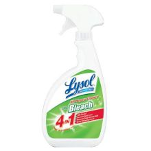 Lysol 4 in 1 All Purpose Cleaner with Bleach 32 Ounce