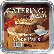 Handi Foil Square Cake Pan