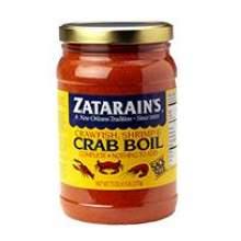 Zatarains Extra Spicy Crab and Shrimp Boil - Pre Seasoned 63 Ounce