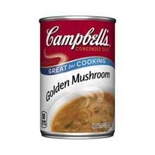 Condensed Golden Mushroom Soup