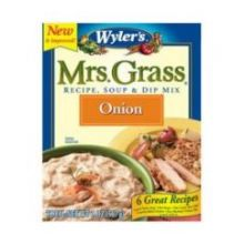 Heinz Mrs Grass Onion Dip Mix 2 Ounce