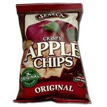 Seneca Original Apple Chips - 2.5 oz. bag