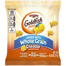 Pepperidge Farms Goldfish Whole Grain Cheddar Crackers