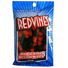 Red Vines Red and Black Mixed Bite