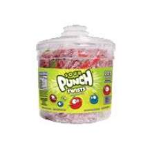 Sour Punch 4 Flavor Twist Candy