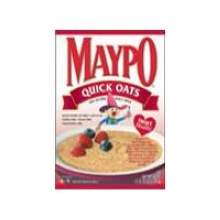 Homestate Farms Maypo Quick Oat Cereal 18 Ounce Mfg 200410