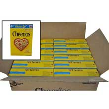 General Mills Cheerios Toasted Whole Grain Oat Cereal 8.9 Ounce