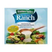Hidden Valley Original Ranch Light Dressing Dry Mix 8.8 ounce