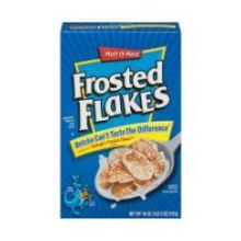 Malt O Meal Frosted Flakes Cereal 45 Ounce