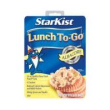 Heinz Starkist Lunch To Go Tuna in Water