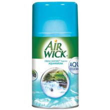 Airwick Freshmatic Ultra Fresh Waters Refill Only 6.17 Ounce Aerosol