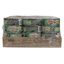 Chicken Of The Sea Chunk Light Tuna in Water 5 Ounce