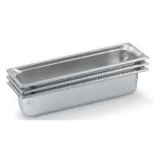 Vollrath Super Pan 3 Stainless Steel Half Large Steam Table Pan 6 inch