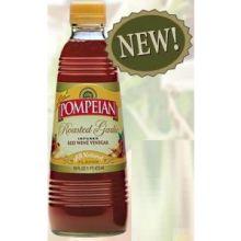 Pompeian Garlic Red Wine Vinegar 16 Ounce