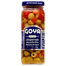 Goya Pitted Alcaparrado Caper