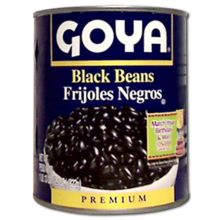 Goya Canned Black Beans